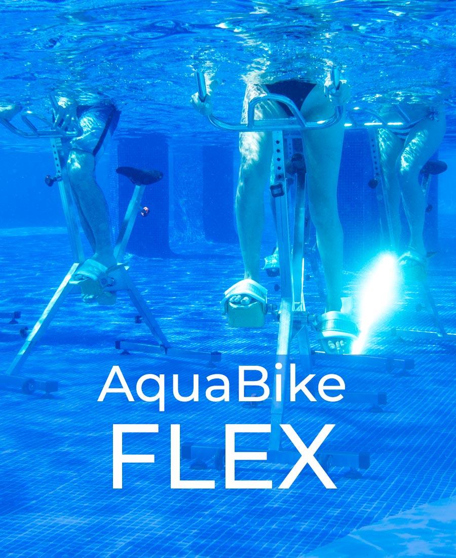 emisante.be reservations en ligne AquaBike FLEX