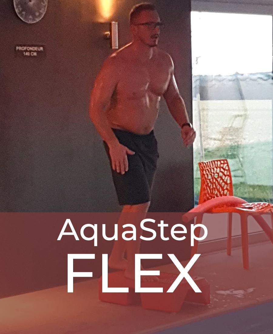 emisante.be reservations en ligne Aqua Step FLEX