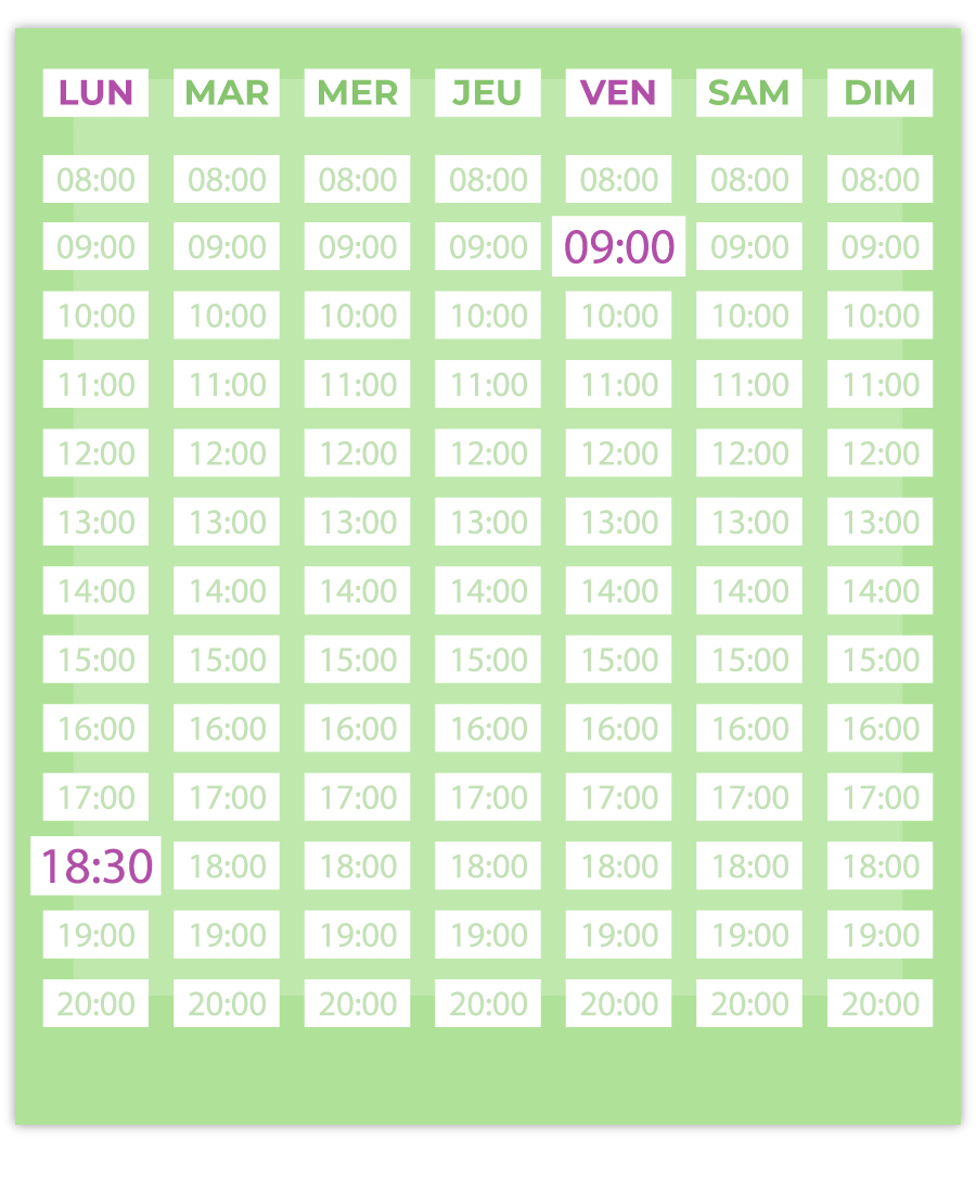 emisante.be reservations en ligne Course A Pied calendrier